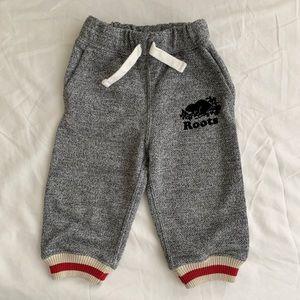 Toddler Roots Sweatpants Sz M/6-12M